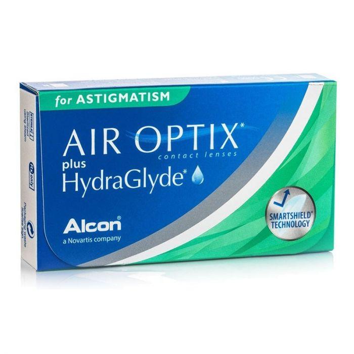 AIR OPTIX HYDRAGLYDE FOR ASTIGMATISM ΜΗΝΙΑΙΟΙ 6PACK