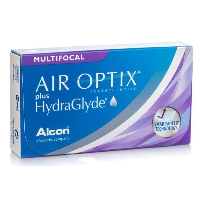 AIR OPTIX HYDRAGLYDE MULTIFOCAL ΜΗΝΙΑΙΟΙ 6PACK